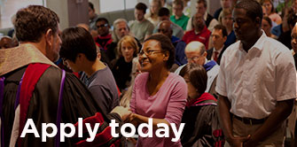 Apply Today to Wesley Theological Seminary