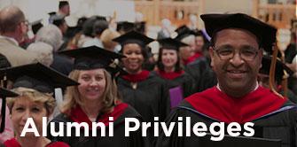 Alumni Privileges