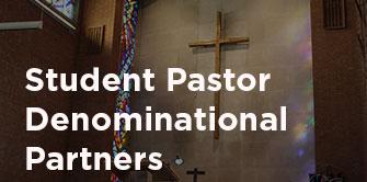 Chapel cross student pastor denominational partners