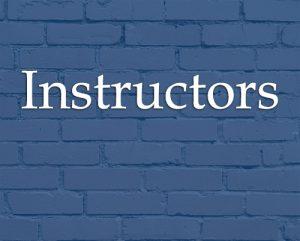 Instructor bricks