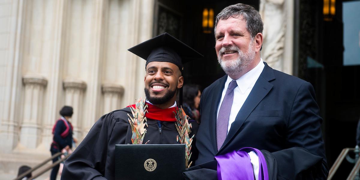 Wesley Graduation 2019