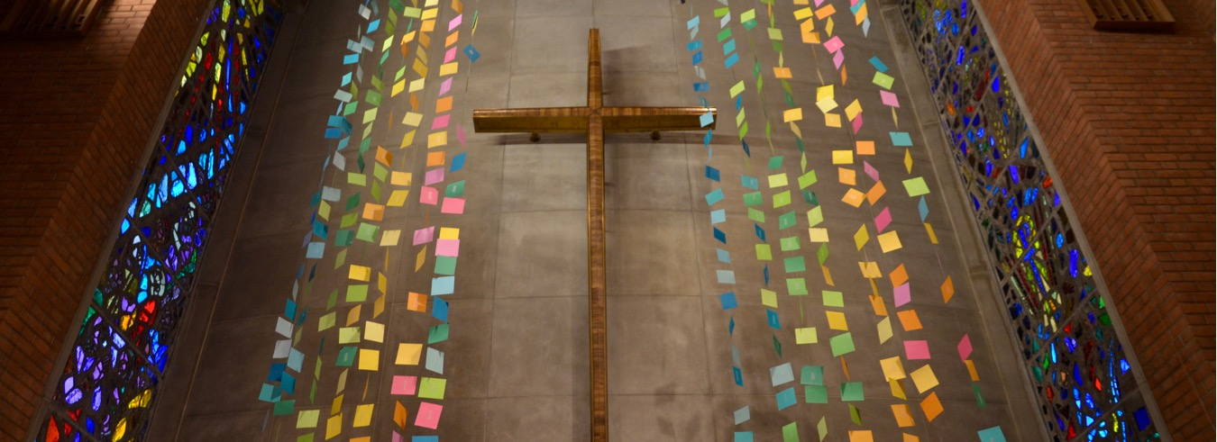 Master Cohort Celebration Cross